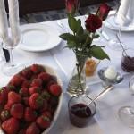 Hochzeitsfrühstück