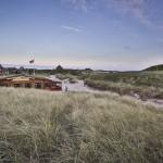 Strandrestaurant in den Dünen